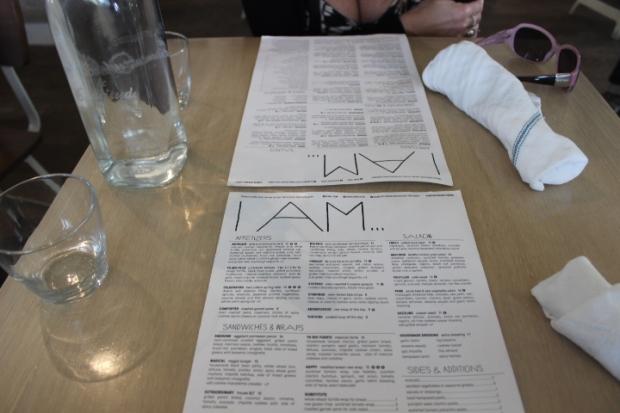 Grat menu- aimee robinson