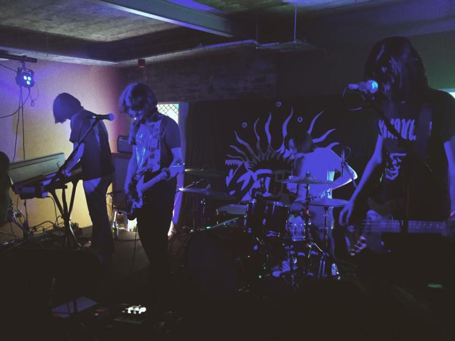 Live: The Wytches @Headrow House, Leeds(09/11/15)